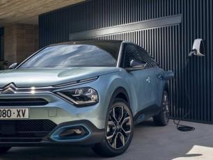 Novi Citroën ë-C4 - 100% ëlectric